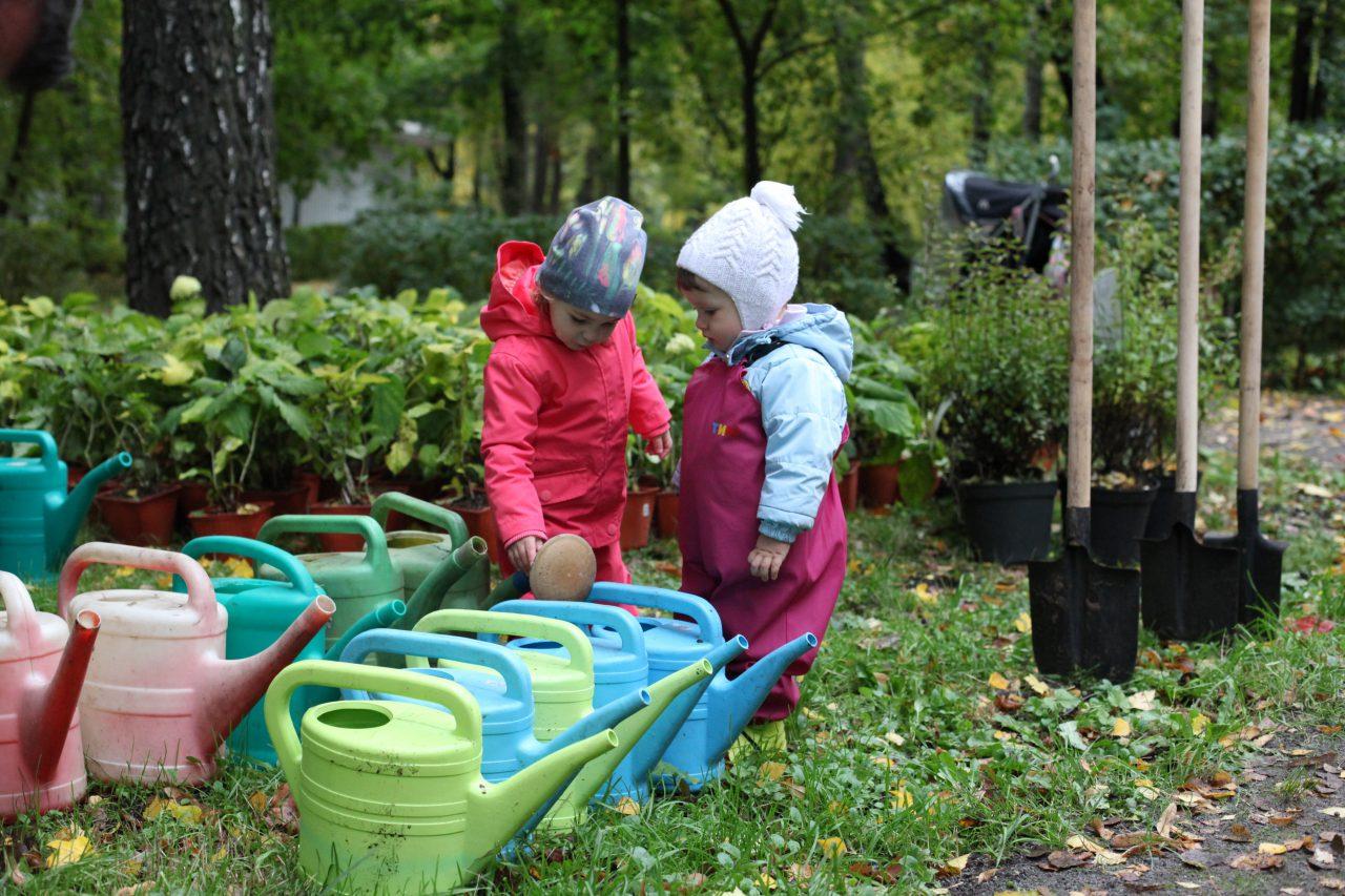 Детские сады в Москве строятся по индивидуальным проектам