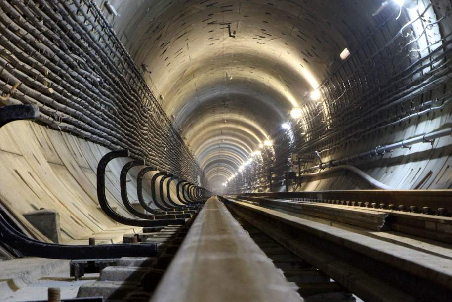 Светильник-«турбина» украсит станцию «Бачуринская» Коммунарской линии метро