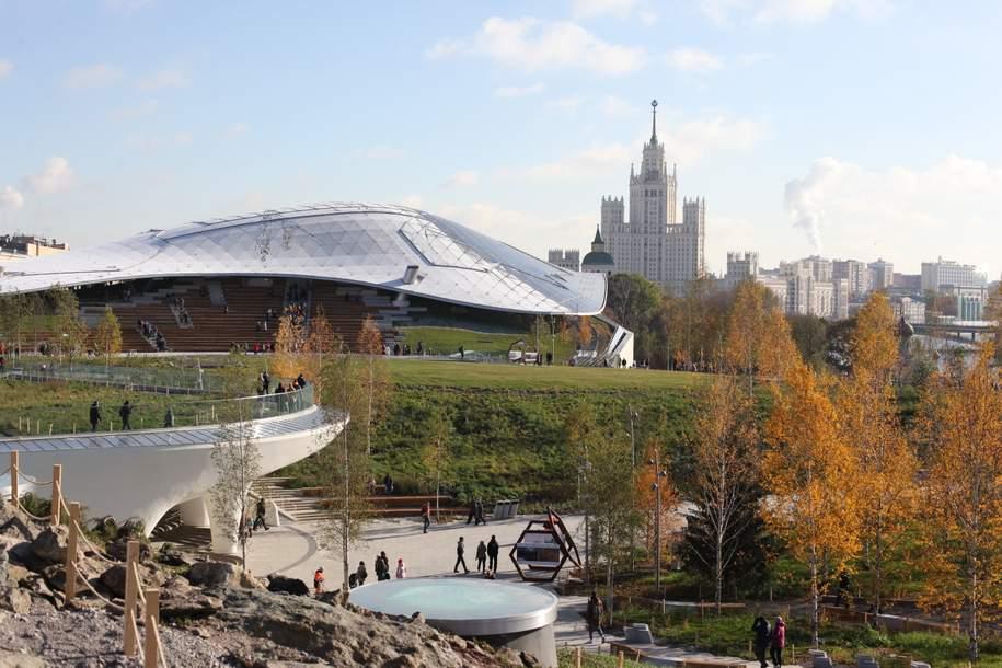 Парк «Зарядье» — инфраструктурный проекты, изменивший Москву