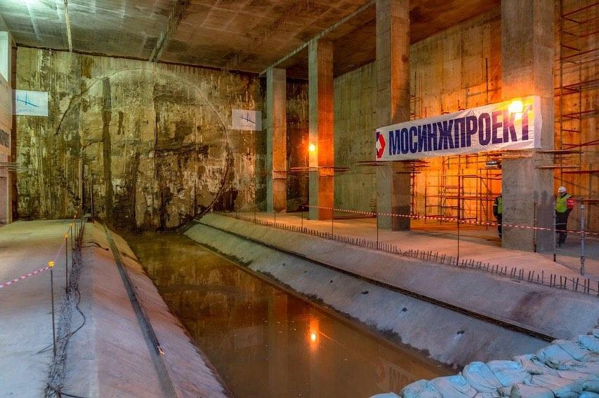 «Мосинжпроект» победил в конкурсе «На лучшее применение передовых технологий при строительстве тоннелей и подземных сооружений»