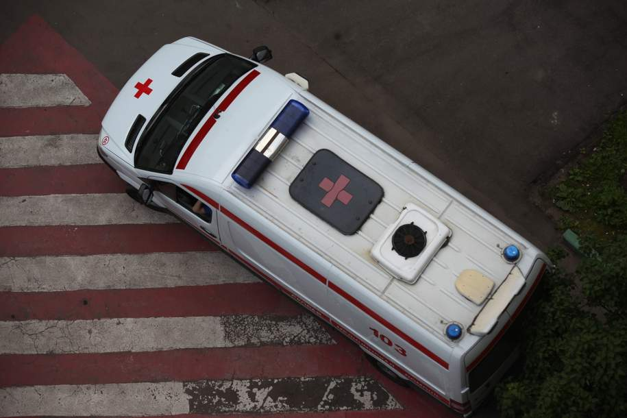 Антирекорд Москвы: за сутки госпитализированы 1049 человек с COVID-19