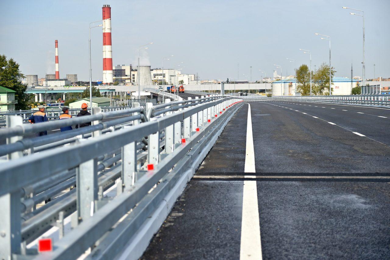 Большое хордовое кольцо стало ключевым транспортным проектом Москвы на ближайшие годы