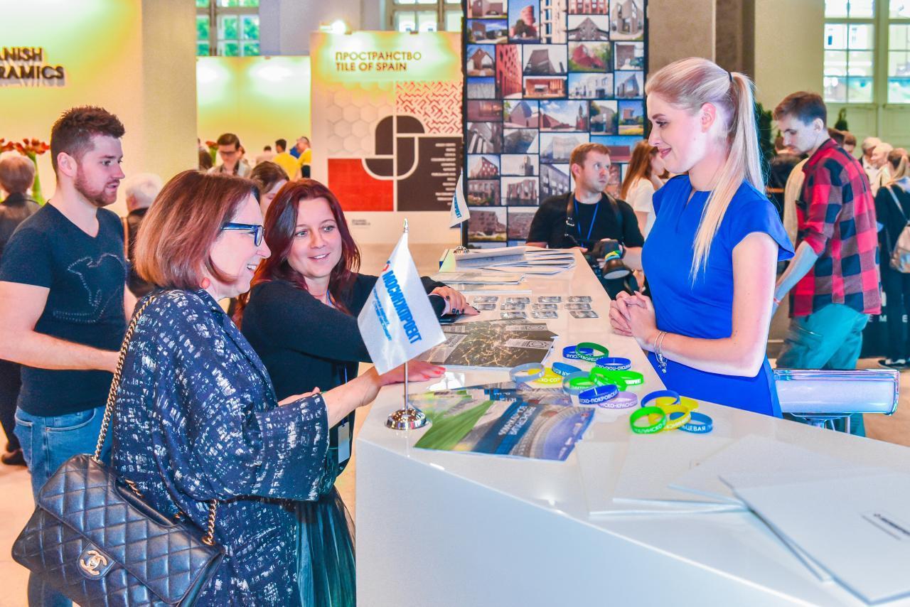 «Архитектура и искусство» — тема 25-й Международной выставки АРХ МОСКВА
