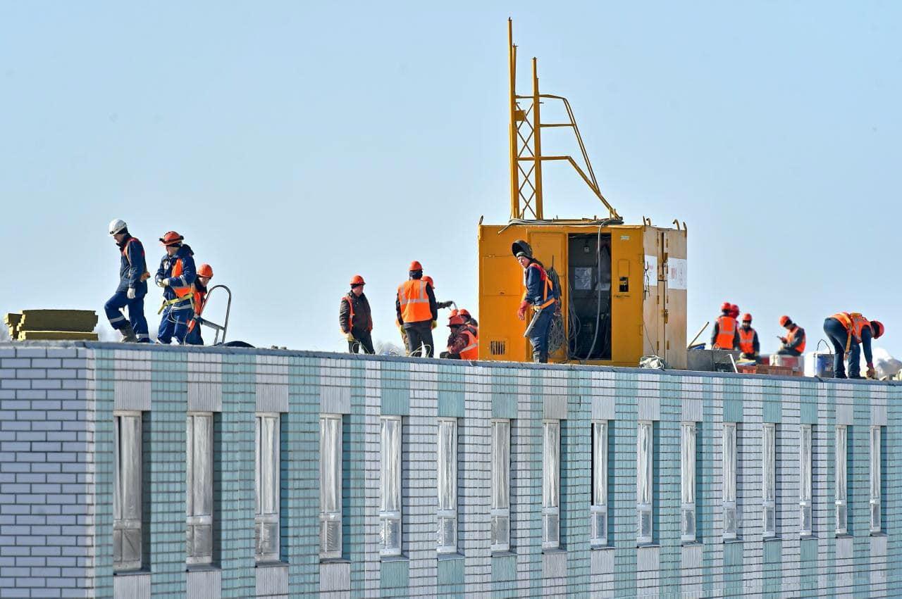 При необходимости Москва может построить госпиталь за 4 недели
