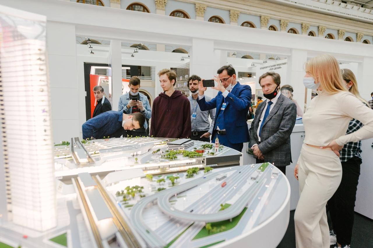 В Москве строительство социальной инфраструктуры осуществляется в рамках комплексного развития территорий