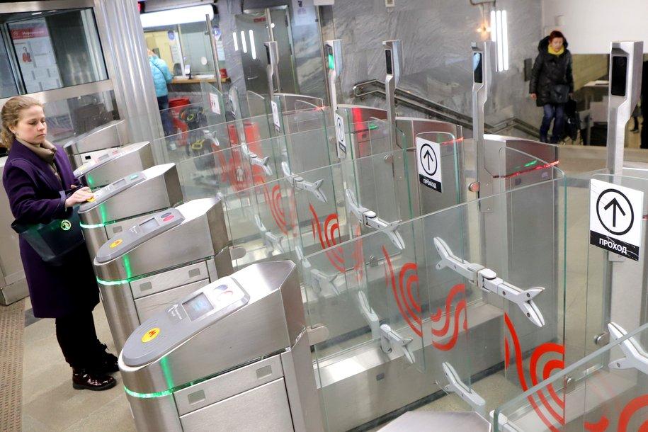 Биометрическая оплата — ближайшее будущее московского метро