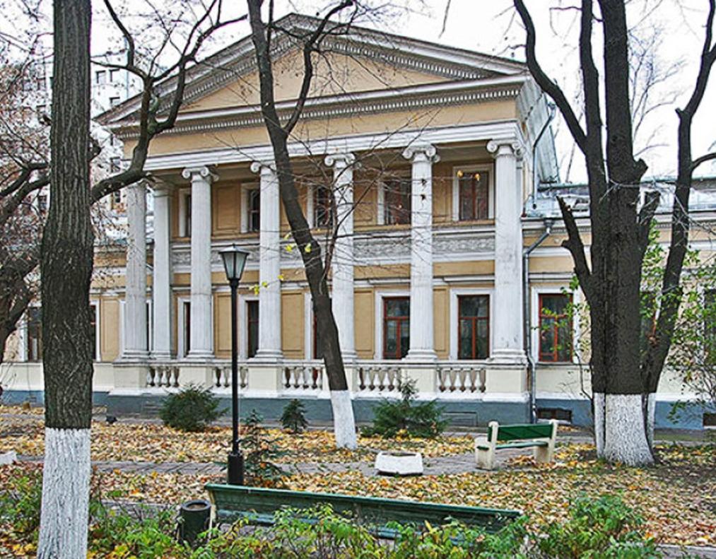 Историческая усадьба на Мясницкой улице взята под охрану