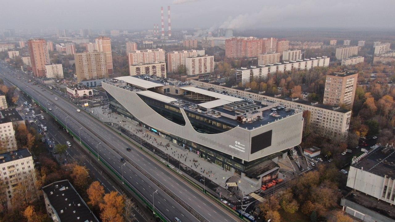 Ежедневно ТПУ «Щелковский» пользуются 150 тысяч пассажиров