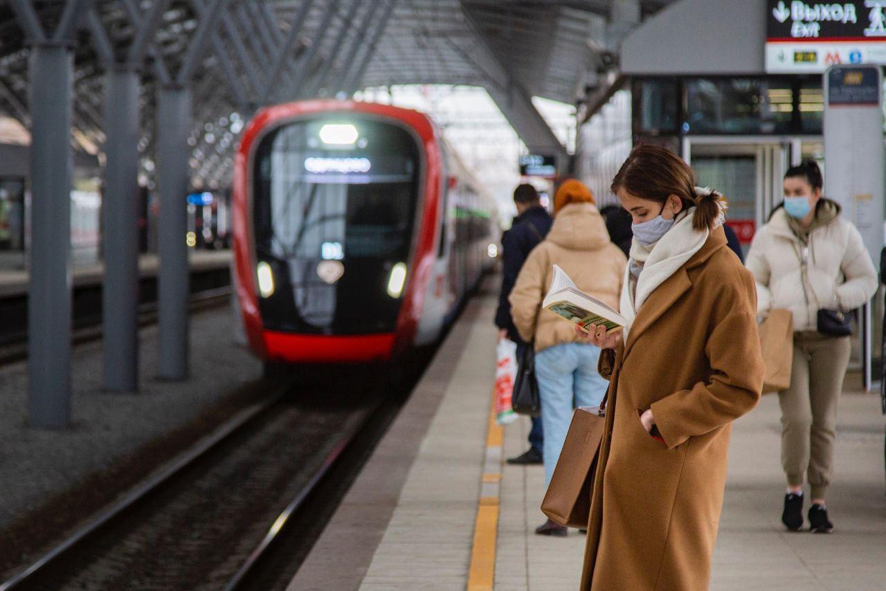 Дептранс рассказал о самых популярных пересадках с МЦД на метро