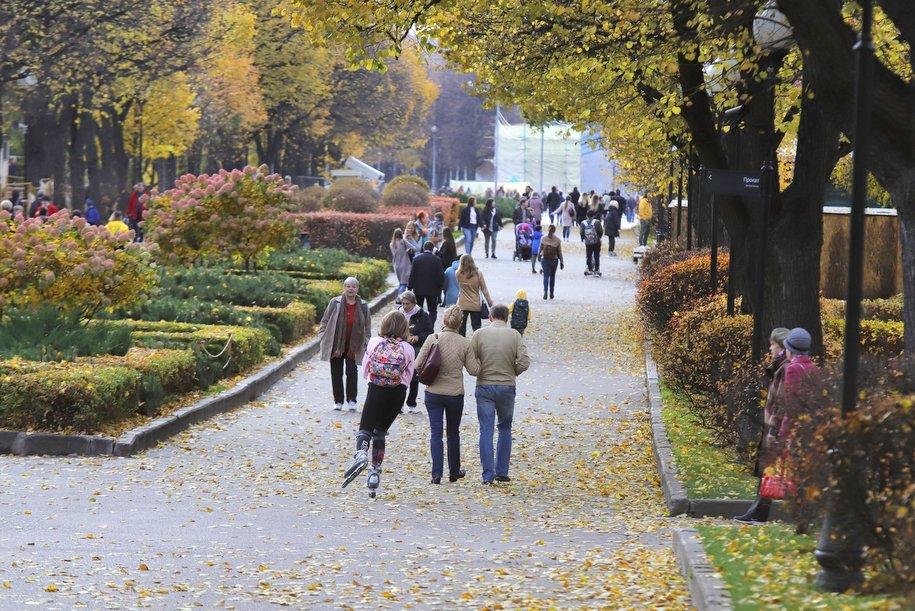 Аномально сухая погода сохранится в Москве до четверга