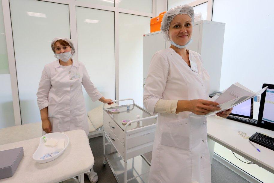Роддом и детский стационар появятся в медкластере в Коммунарке