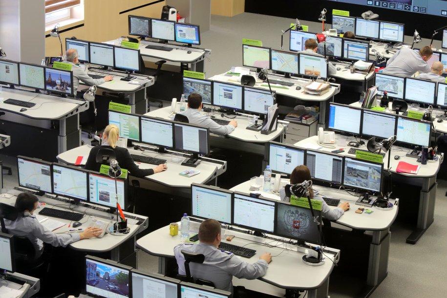 Столичные работодатели с 5 октября обязаны перевести на удаленную работу 30% сотрудников
