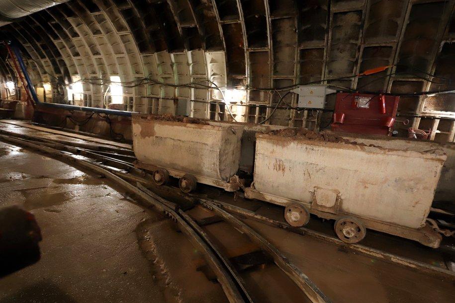 Завершена проходка двухпутного тоннеля на востоке БКЛ