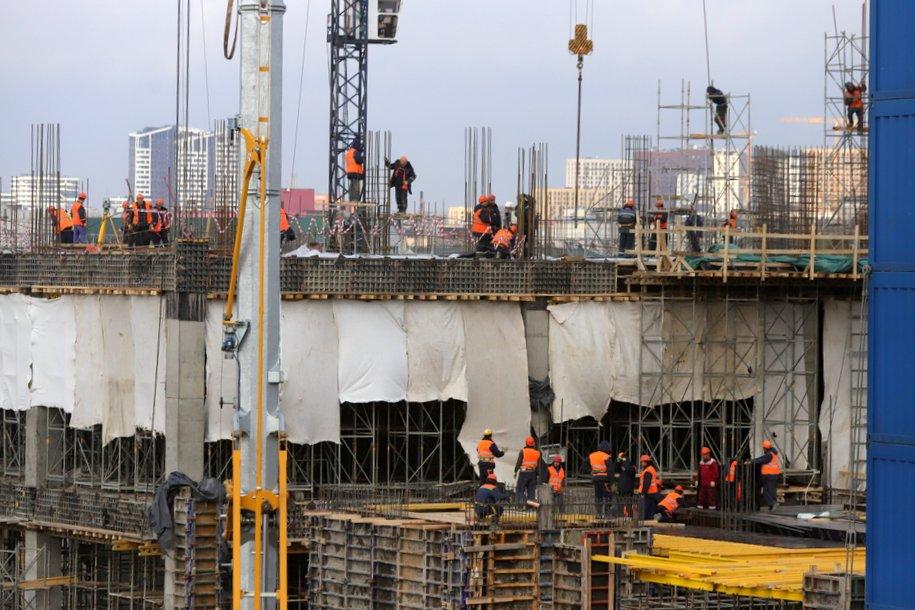 На территории реорганизуемых промзон планируется ввести 2,6 млн кв. метров недвижимости по итогам года