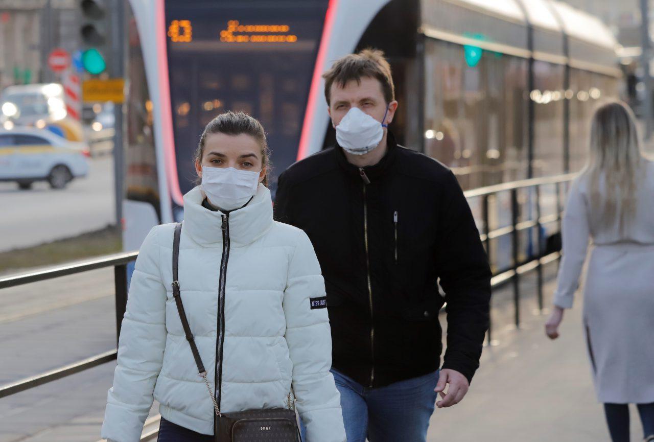 С 28 октября ношение маски обязательно на всей территории РФ