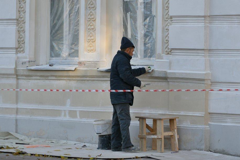 На Тверской капитально отремонтируют жилой дом 1912 года постройки