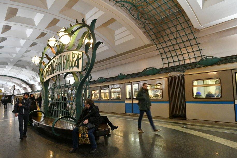 Все станции синей ветки столичного метро работают в штатном режиме после досрочного открытия
