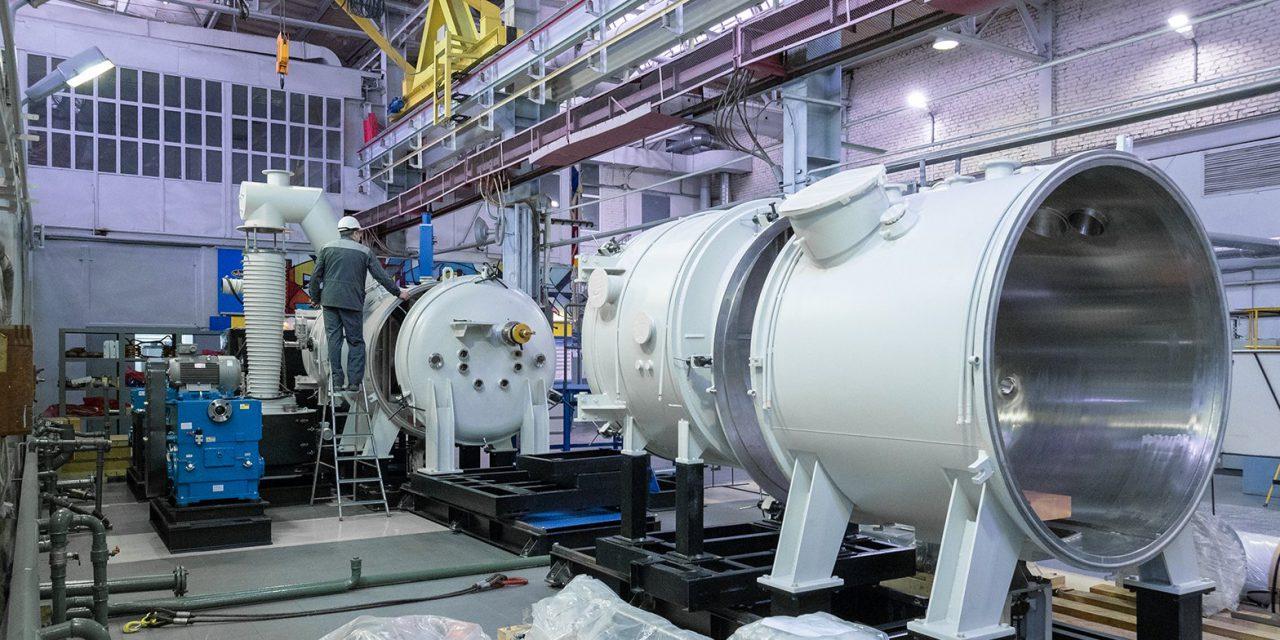 Два московских предприятия получили статус промышленного комплекса