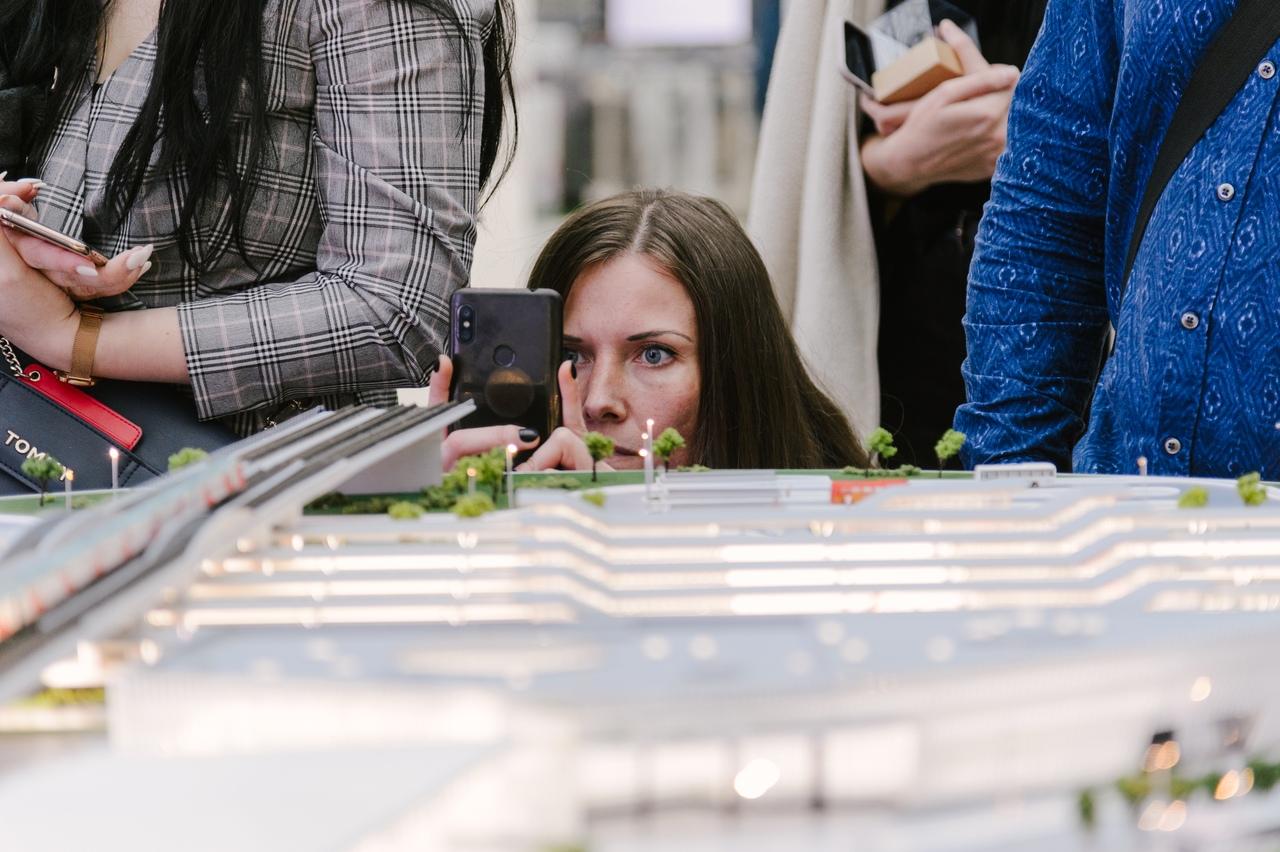 Стенд холдинга «Мосинжпроект» стал одной из самых посещаемых локаций выставки АРХ Москва