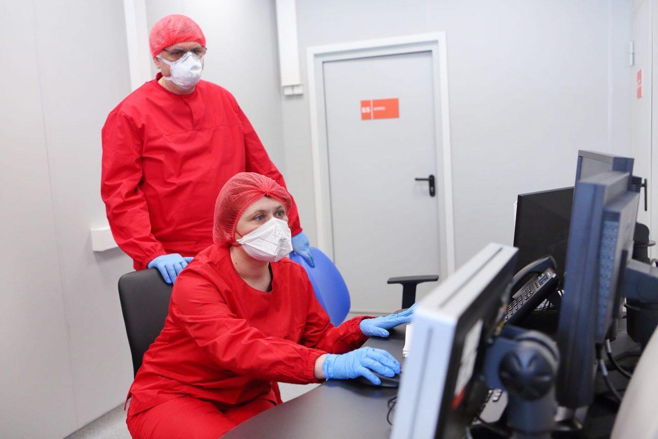 В больнице в поселении Вороновское лечатся 417 человек с коронавирусом