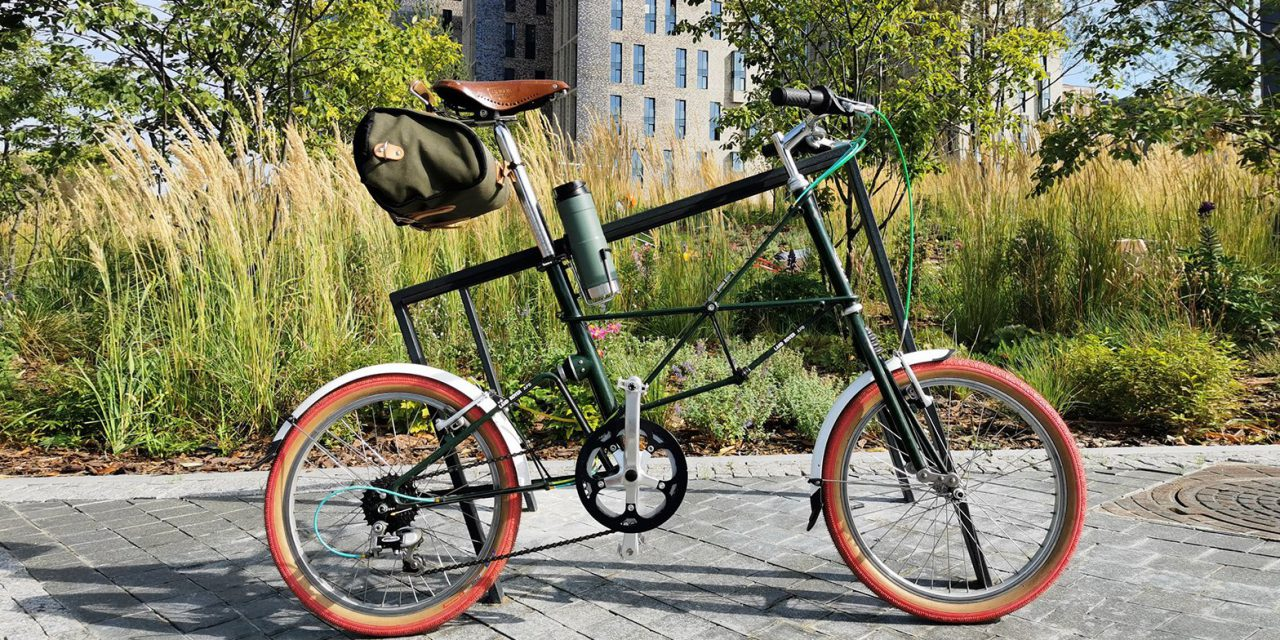 На набережной Марка Шагала проложат дорожки для велосипедистов