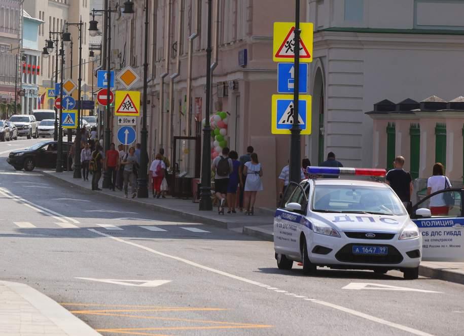 Проезд по столичным выделенкам разрешен только для городского транспорта