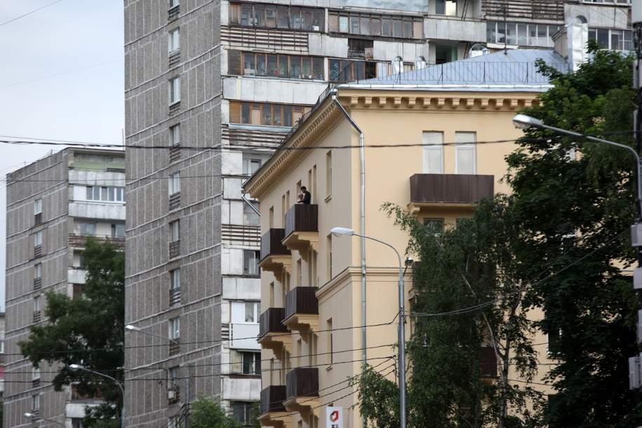 На Новокузнецкой улице капитально отремонтируют жилой дом