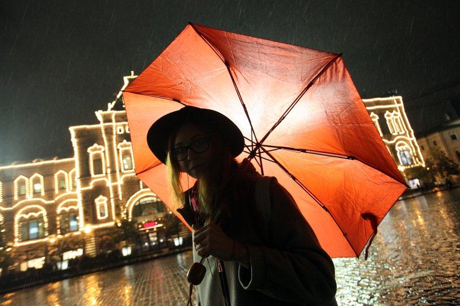Ледяной дождь вновь ожидается в столице в начале следующей недели