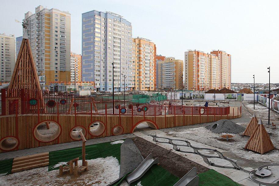 Жилой дом на 962 квартиры возведут в ТиНАО