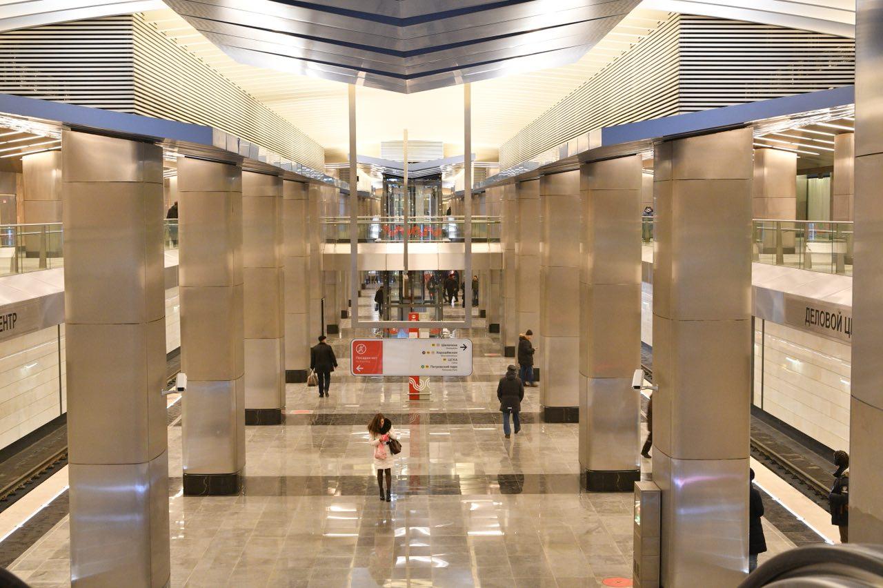 Центр обеспечения мобильности пассажиров начал работать в метро с 05:30
