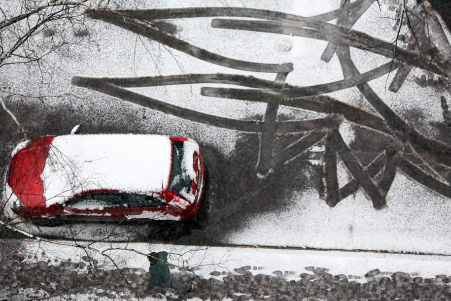 Снег и до плюс 3 градусов ожидается в Московском регионе в пятницу