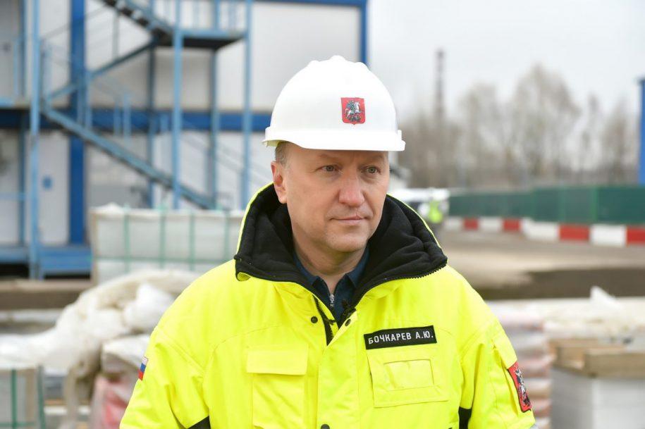 Андрей Бочкарев: «Москва сохранит тренд на развитие транспортной инфраструктуры»