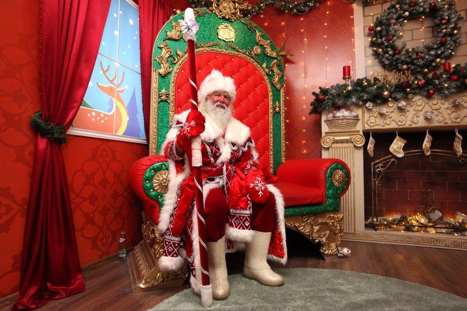 В Москве впервые запустят электронную почту Деда Мороза