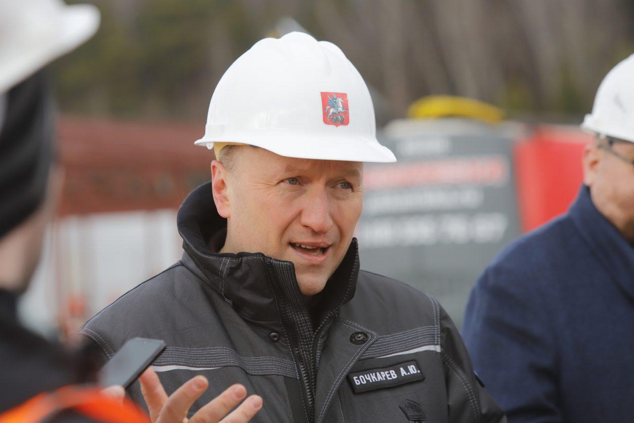 С начала 2020 года в Москве построено более 7 млн кв. метров недвижимости