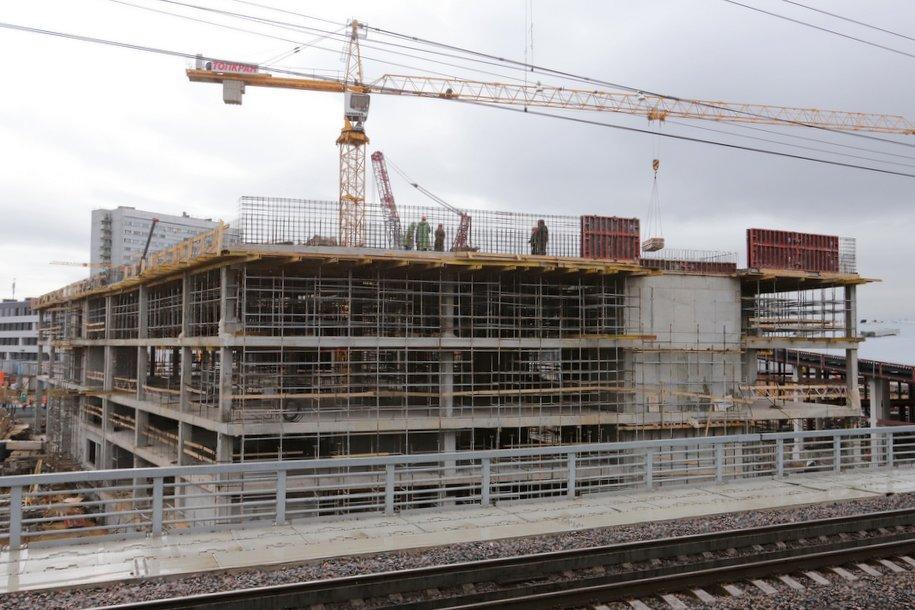 В Ховрино развивается социальная инфраструктура и создается крупный ТПУ