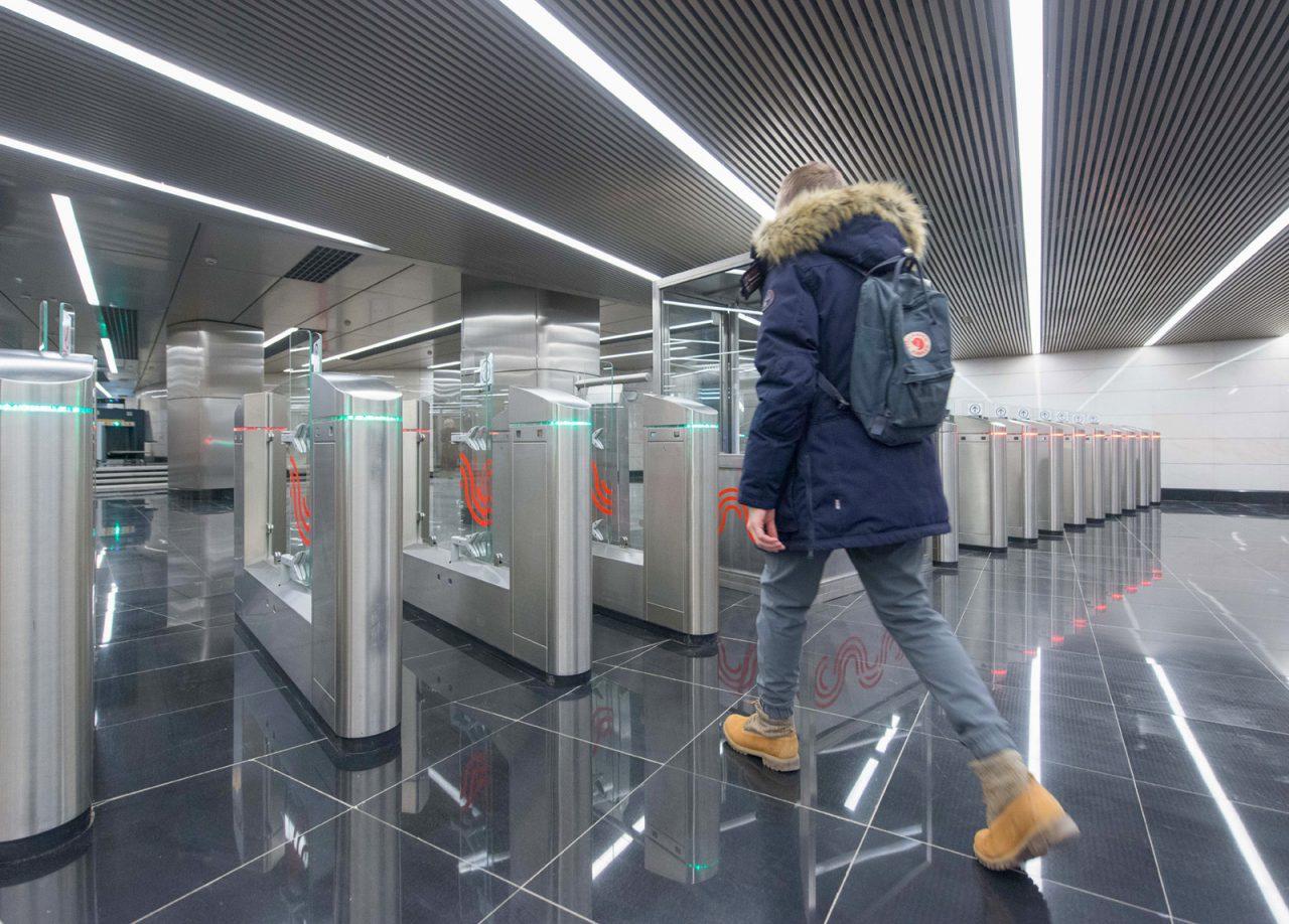 На станции «Электрозаводская» ведутся пуско-наладочные работы