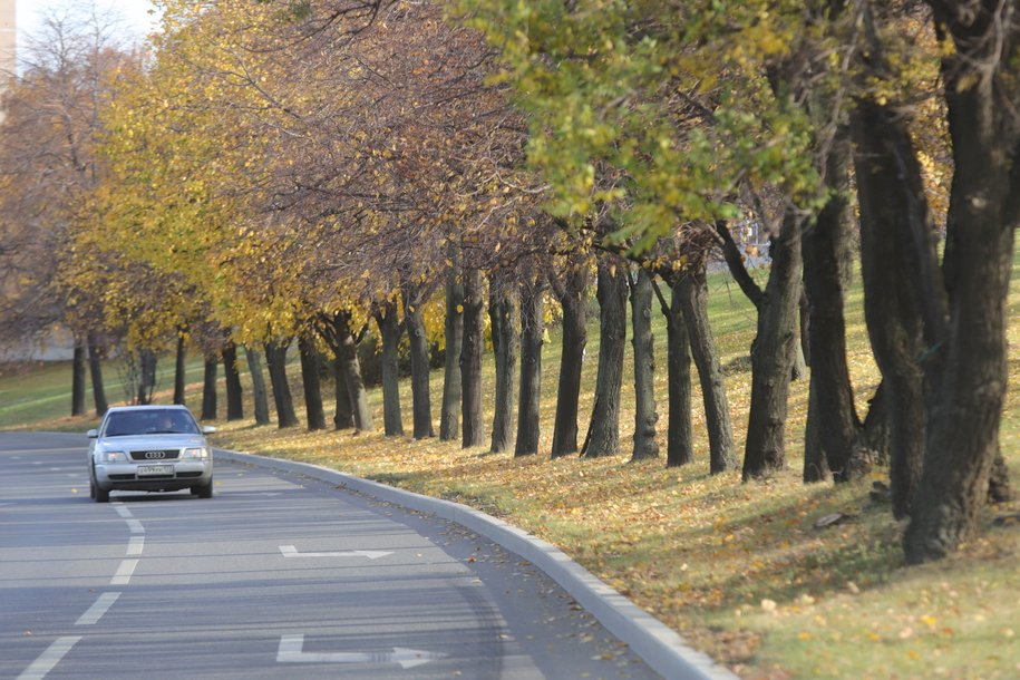 За три года в Москве построят 270 км новых дорог