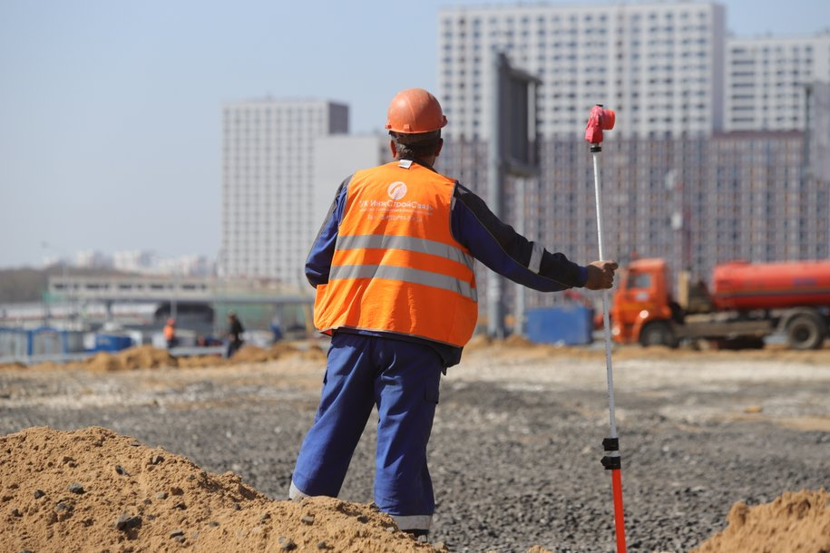 Пять развязок на МКАД реконструируют до конца 2022 года