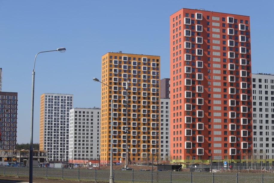 Два дома по программе реновации введены в эксплуатацию на северо-востоке столицы