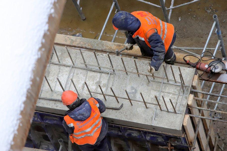 Монолитные работы на станции БКЛ «Улица Новаторов» завершатся в 2021 году
