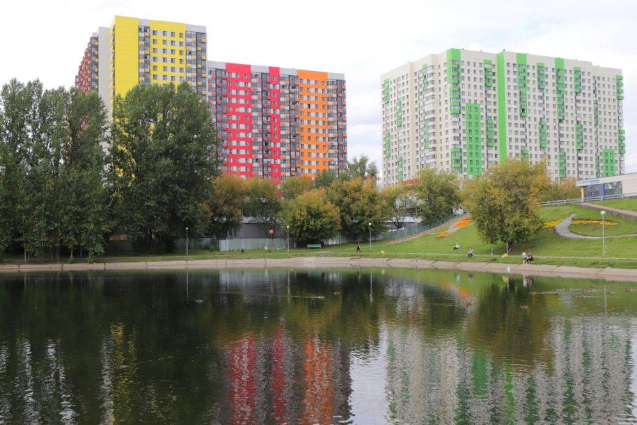 Промзону в Хорошево-Мневниках реорганизуют в жилой квартал