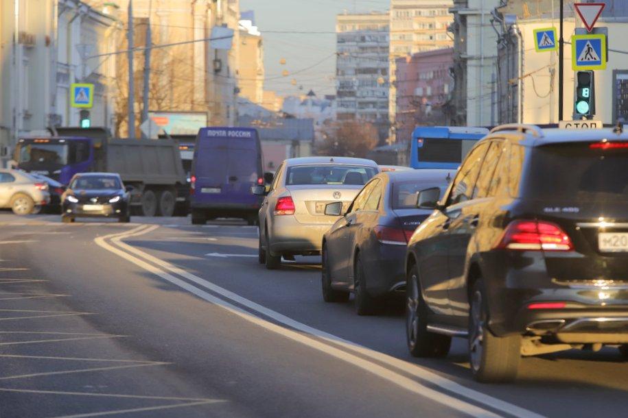 Новые наименования получили девять проектируемых и безымянных проездов Москвы