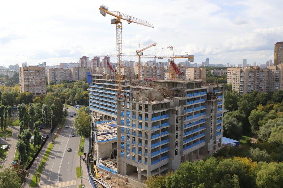Сергей Собянин утвердил проект планировки района Богородское
