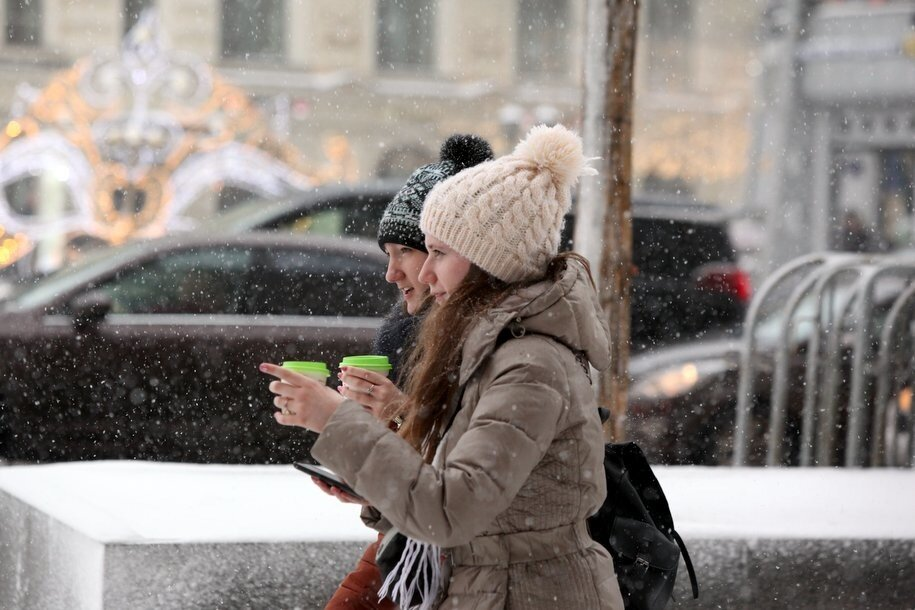 Мороз ударит в Московском регионе во второй половине следующей недели