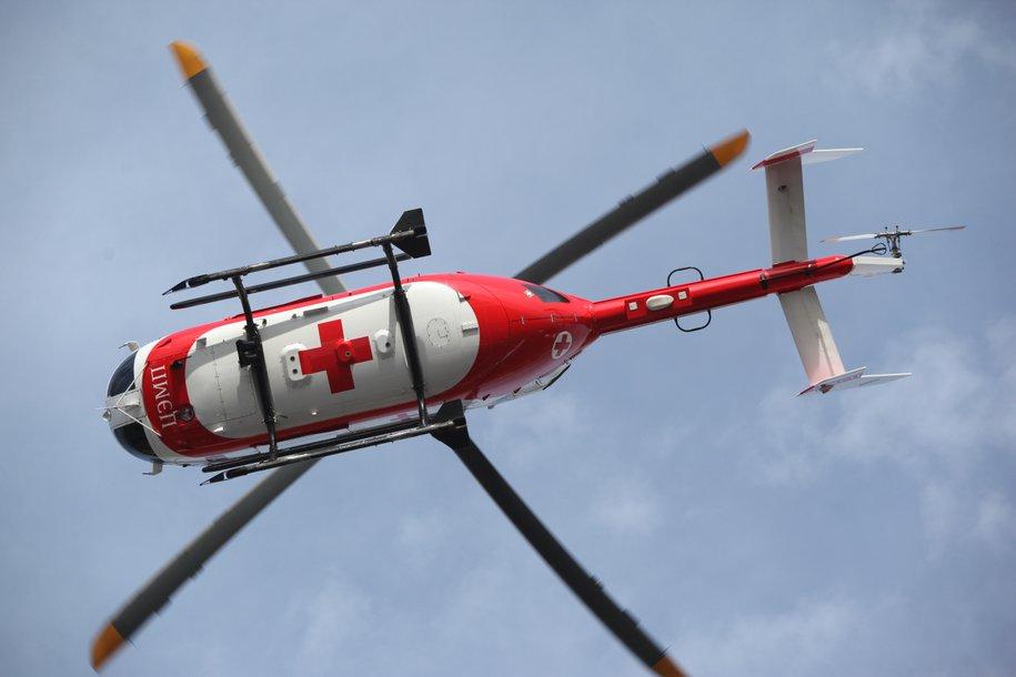 Для больницы №67 построят вертолетную площадку