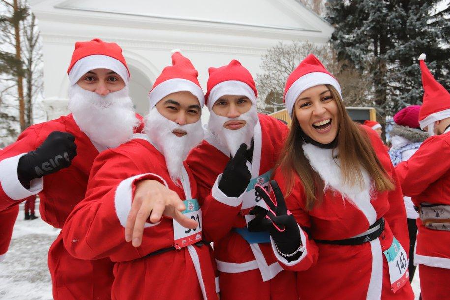 В московской усадьбе Деда Мороза открыт прием электронных писем