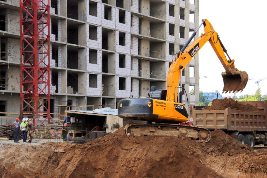 Почти 300 административно-деловых объектов построено в Москве за 10 лет