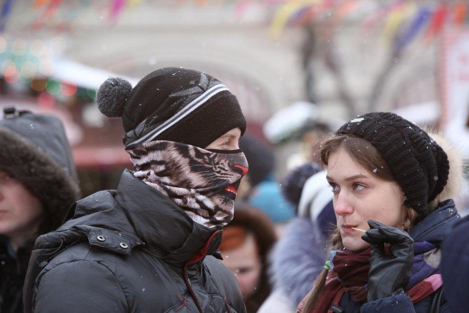 В Москве ожидается похолодание к выходным