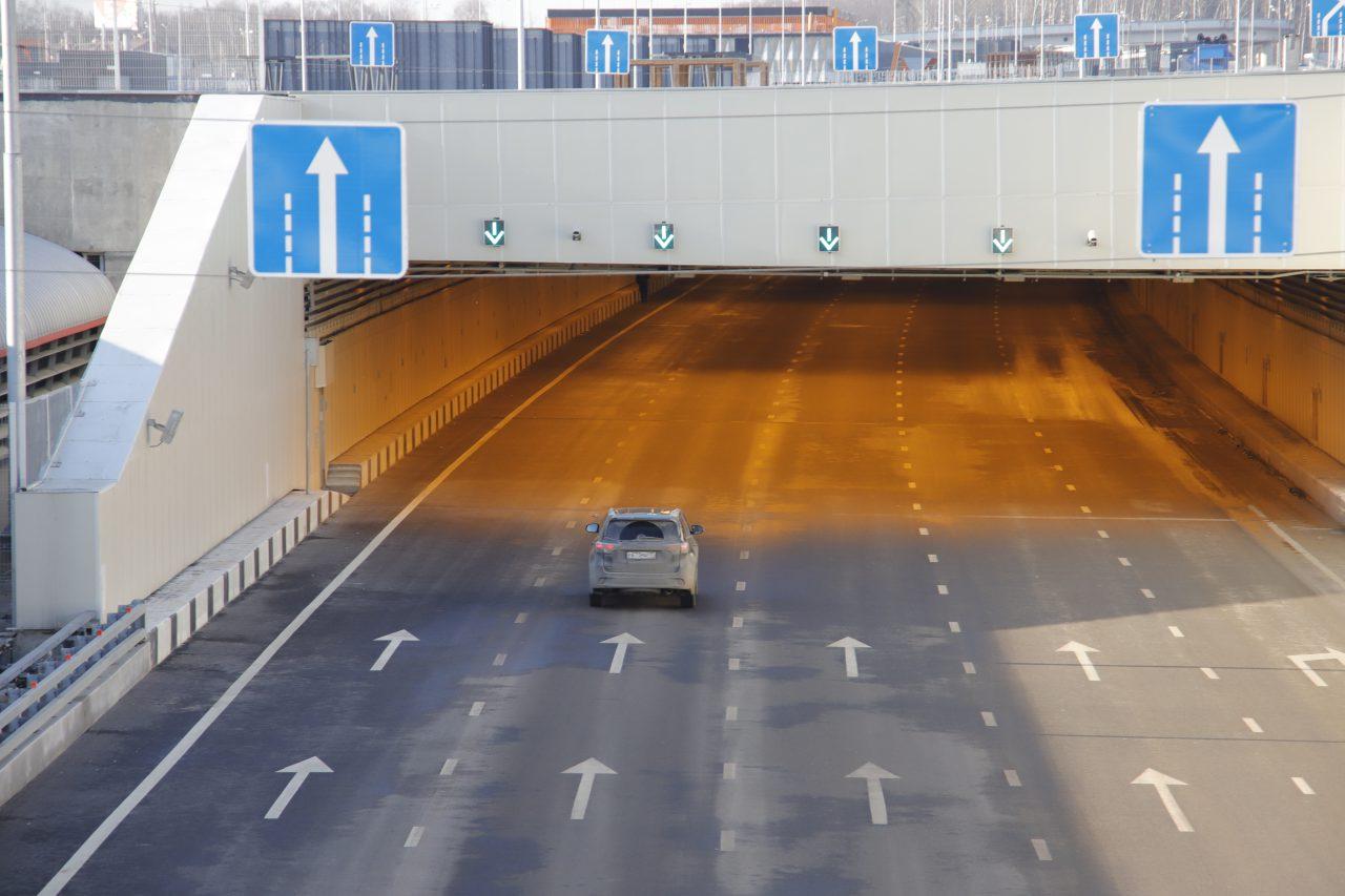 За три года в Новой Москве построят 77 км дорог  и 12 станций метро