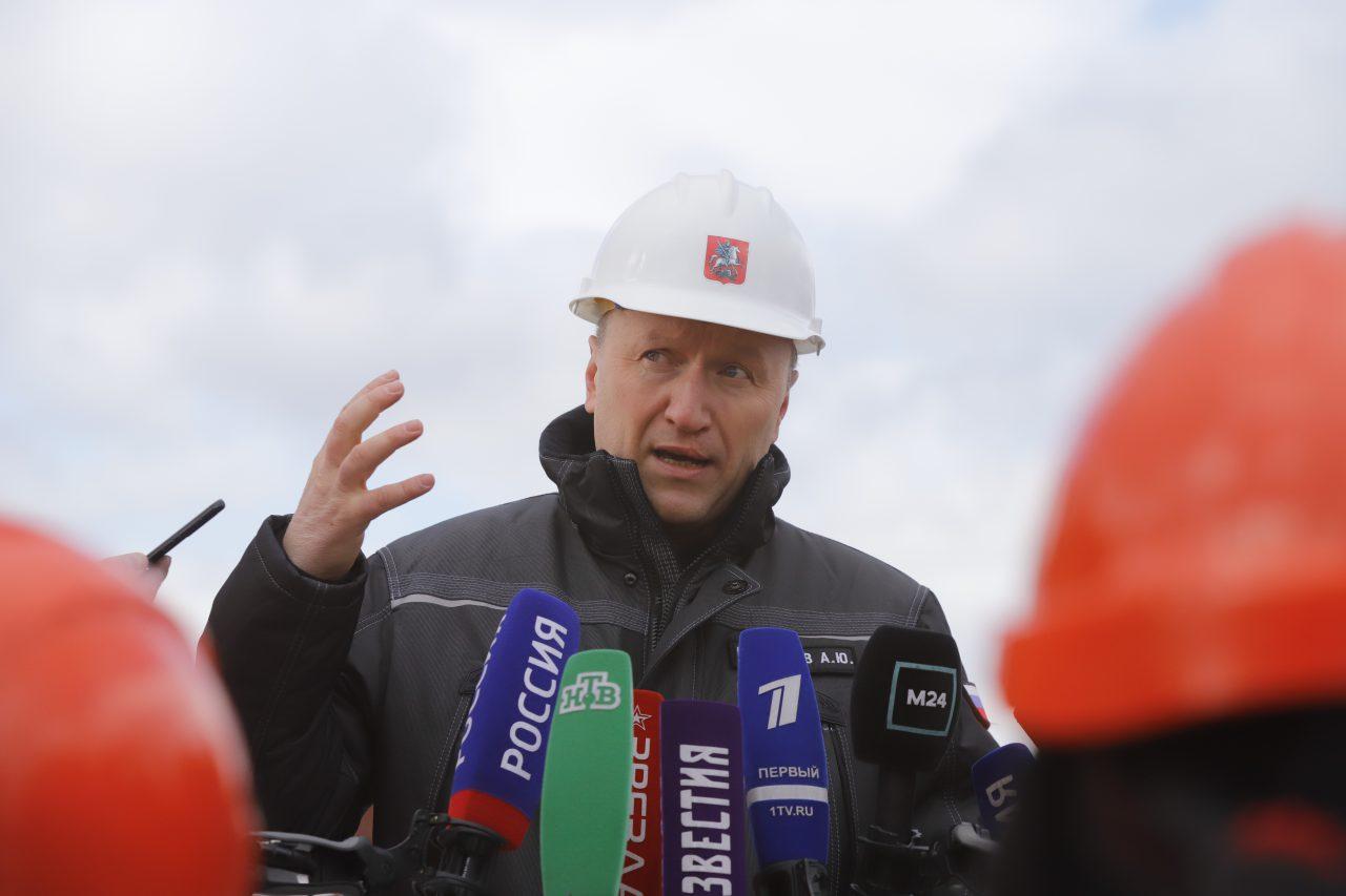 Пандемия не скажется на объемах  ввода недвижимости в Москве